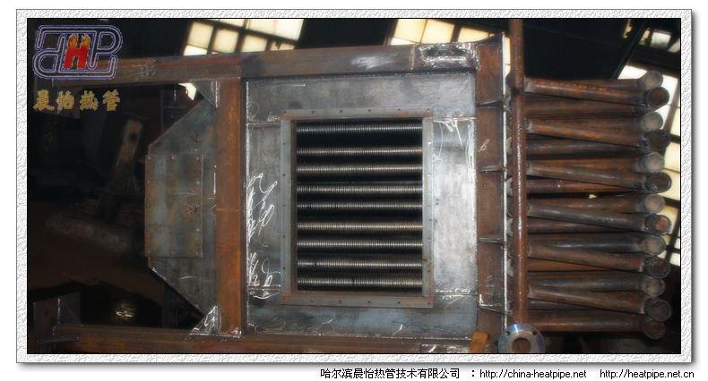 锅炉烟气余热回收 晨怡热管水加热器