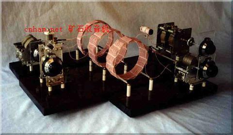 劳斯莱斯级的矿石收音机